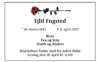 Ejlif Engsted