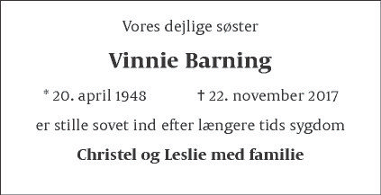 Vinnie Barning