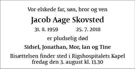 Jacob Aage Skovsted