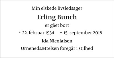 Erling Bunch
