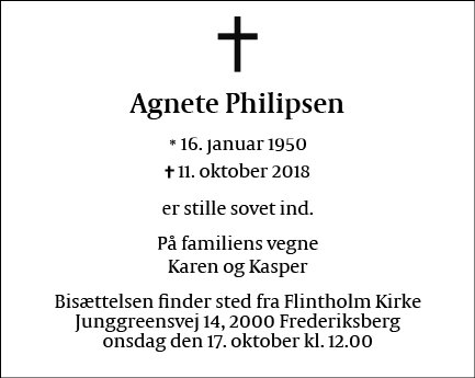 Agnete Philipsen
