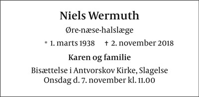 Niels Wermuth