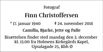 Finn Christoffersen