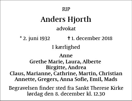 Anders Hjorth