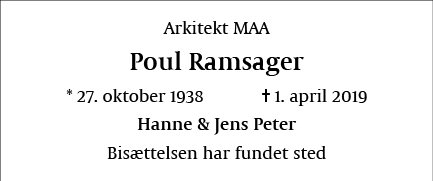 Poul Ramsager