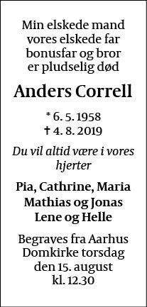 Anders Correll