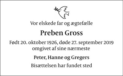 Preben Gross