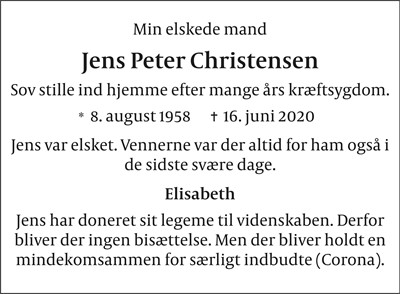 Jens Peter Christensen