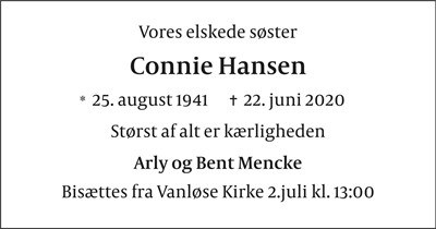 Connie Hansen