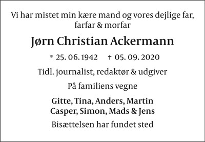Jørn Christian Ackermann