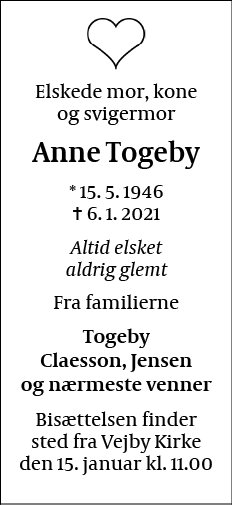 Anne Togeby