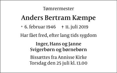 Anders Bertram Kæmpe